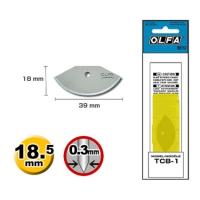 Лезвие OLFA TCB-1