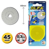 Лезвие OLFA RB45-1