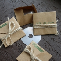 Лезвие OLFA RB45-1 Green edition